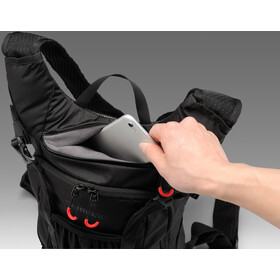 Shimano Unzen II Enduro Backpack 4 L black